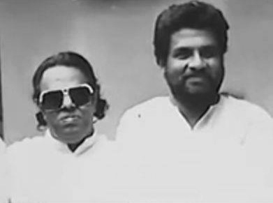 Ravindra Jain with Yesudas