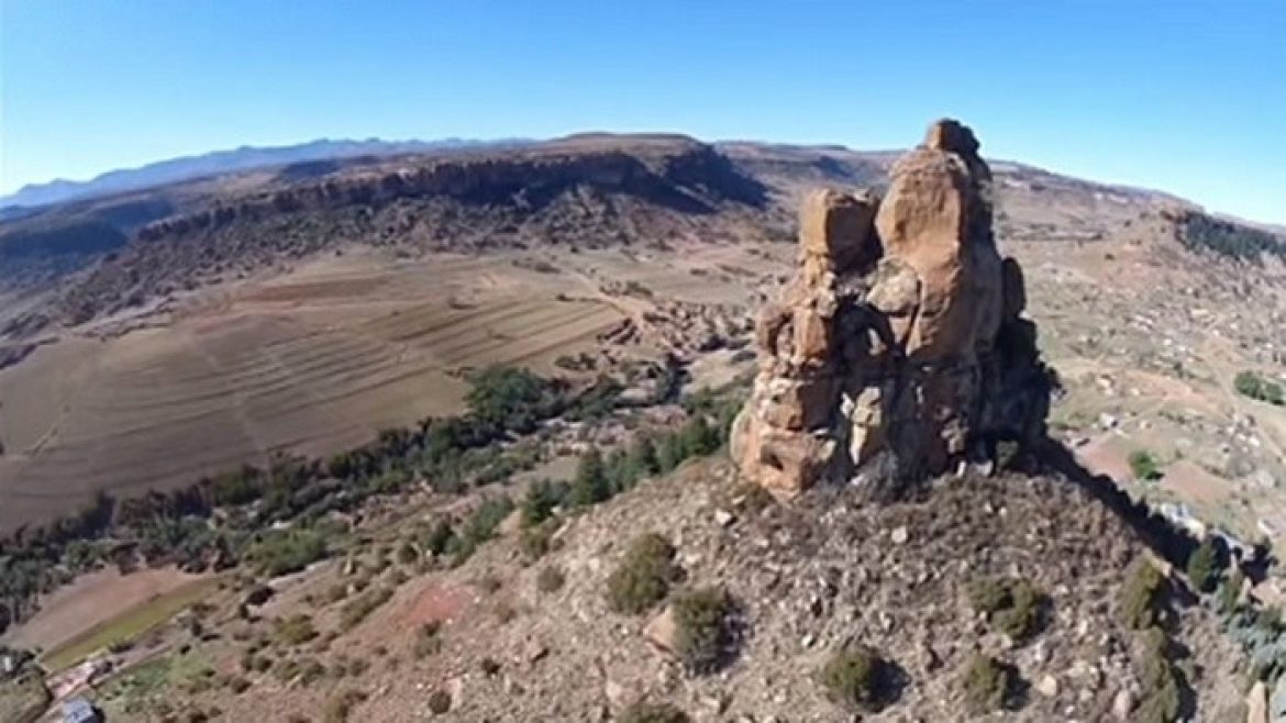 Roof of Africa, Lesotho
