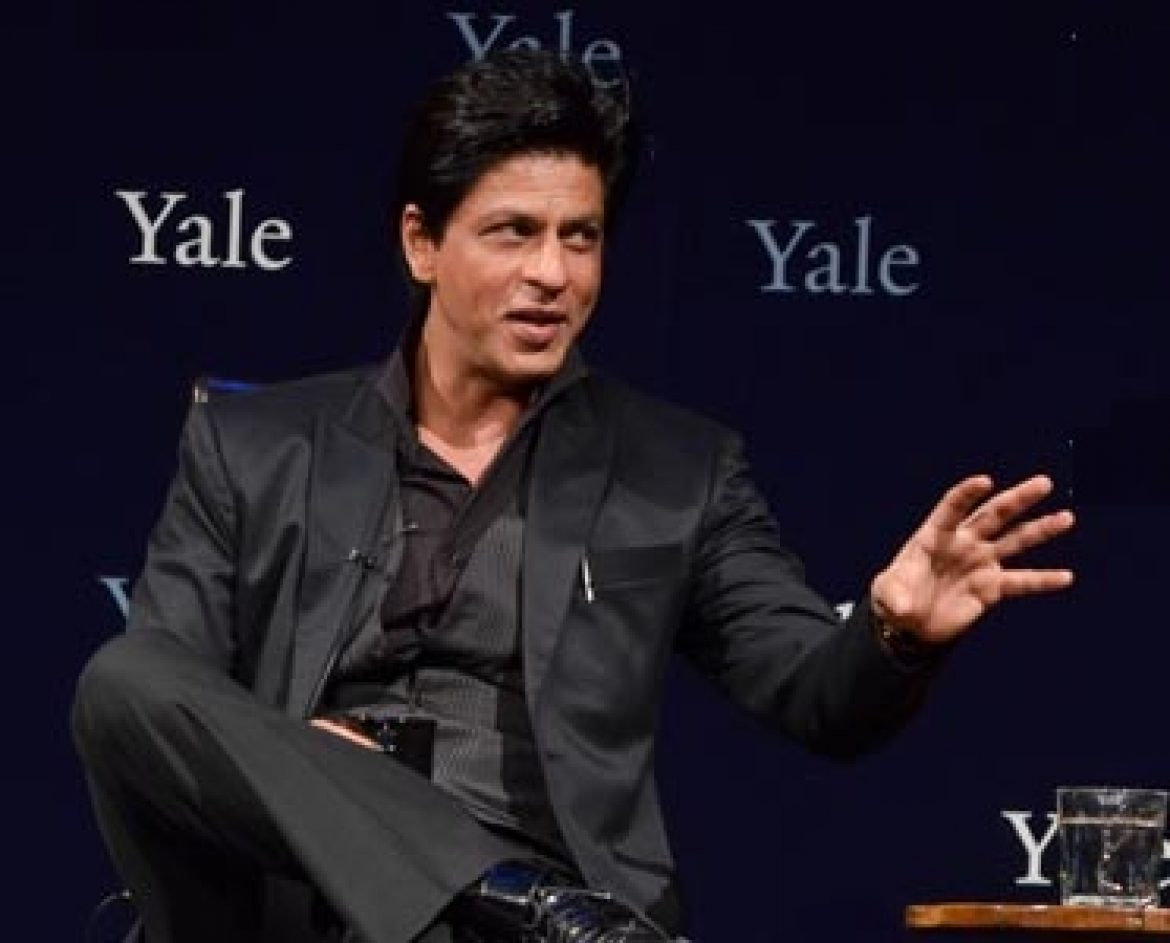 shah rukh khan on business