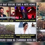 Superstar Shah Rukh Khan