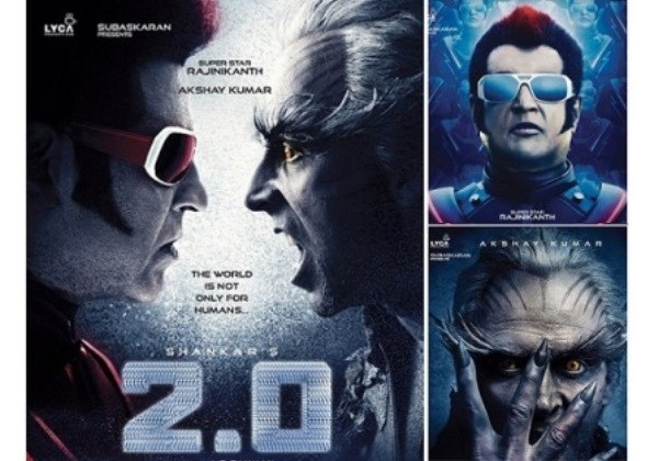 Satellite rights of Shankar directed '2.0' sold for a staggering Rs. 110 crore