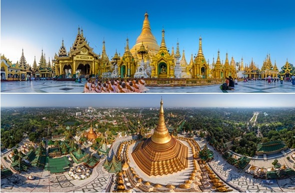 Bollywood in Myanmar (Burma), Land of Golden Pagodas