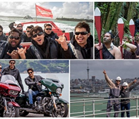 Sidharth Malhotra, brand ambassador of New Zealand tourism