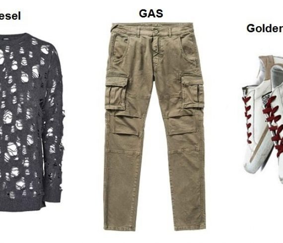 SRK casuals (t-shirt, cargo pants, sneakers) cost