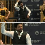 SRK Gets Honorary Doctorate from Edinburgh University: Delivers Yet Another Inspirational Speech