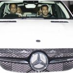SRK gifts Salman Khan a Mercedes Benz
