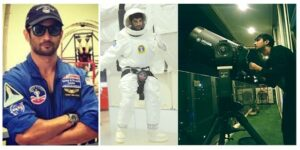 Sushant singh was passionate about space
