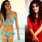 Taapsee Pannu trolled for wearing bikini, shows how to reply to haters