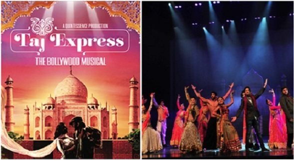 taj express bollywood musical