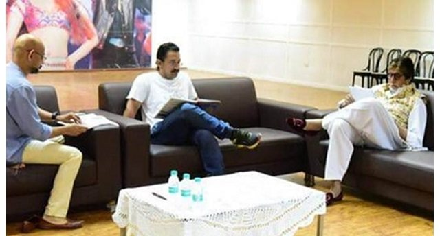 Thugs of Hindostan script reading session