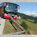Tourist prevents bus crash in Austrian Alps