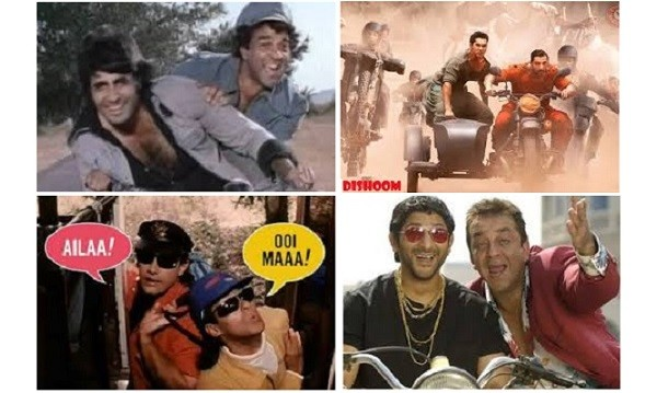 top bollywood buddy films