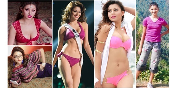 Sexy Urvashi from Uttarakhand, Making the Right Moves in Bollywood