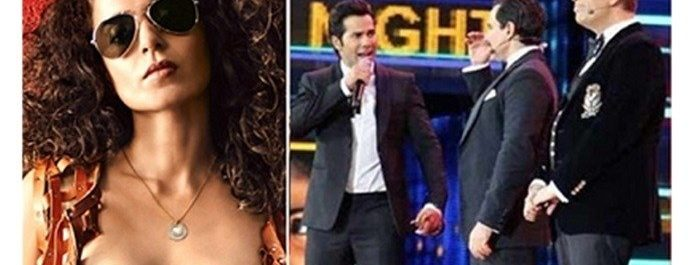 varun saif karan nepotism remark at IIFA 2017, take a dig at kangana
