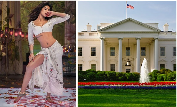 bollywood celebs in white house